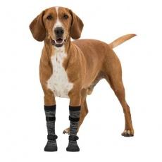 Chodící ponožky, ochrana pacek, protiskluzové M-L 2 ks - DOPRODEJ
