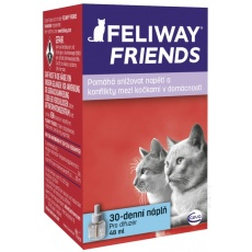 Feliway Friends náhradná náplň 48 ml