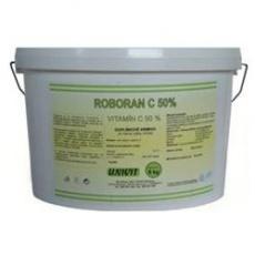 Vitamin C Roboran 50 plv 5kg