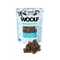 Woolf  Botanicals Seafish stripes with kelp and thyme 80 g