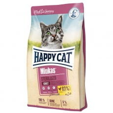 Happy Cat Minkas Sterilised Geflügel  1,5 kg