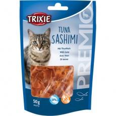 PREMIO Tuna Sashimi - jemné plátky s tuňákem, 50g - DOPRODEJ