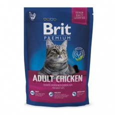 Brit Premium Cat Adult Chicken  1,5 kg