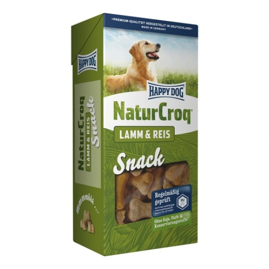 Happy Dog NaturCroq Snack Lamm & Reis 350 g