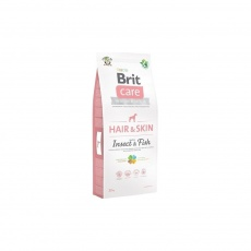 Brit Care Dog Hair&Skin Insect&Fish 12kg