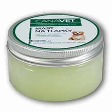 CANAVET mast na tlapky s přísadou Canabis Care Complex 100ml