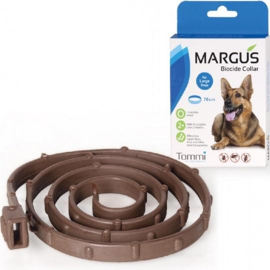 Margus Biocide Antiparazitný obojok pes L 70cm