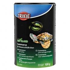 Gammarus přírodní krmivo pro vodní želvy 120 g/1000 ml