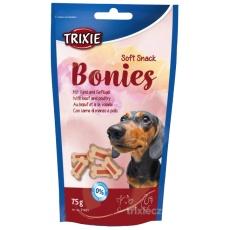 TRIXIESoft Snack BONIES Light - mäkké kostičky hovädzie 75g