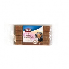 Mini Schoko - čokoláda s vitamíny hnědá 30g - TRIXIE