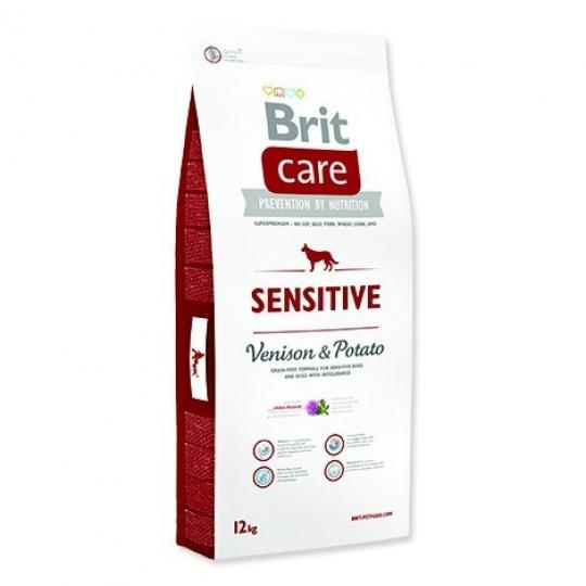 Brit Care Dog Sensitive Venison & Potato 12 kg