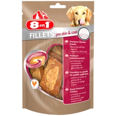 8in1 Fillets Pro Skin & Coat 80 g