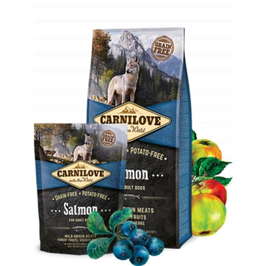 Carnilove Adult Dog Salmon 1,5 kg