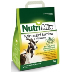 Nutrimix pre kozy plv 3 kg