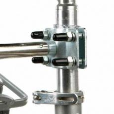 Držák na sedlovou tyč pro set # 12860, T-tvar, grafitová