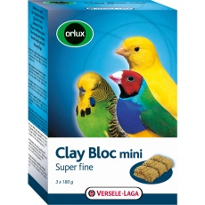 Versele Laga ORLUX Clay Bloc Mini / Ílová tehla 540 g