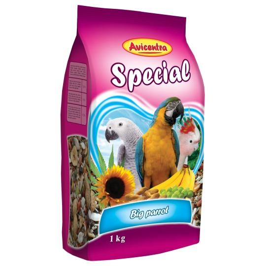 Avicentra Speciál velký papagáj 15kg