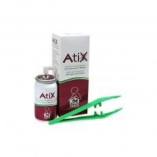Atix súprava na odstraňovanie kliešťov ( 9 ml sprej + pinzeta )