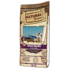 Natural Greatness Wild Recipe All Breed /kačica,morka,kura/ 12 kg