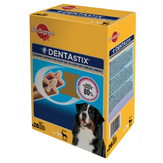 PEDIGREE Denta Stix Large 7 ks ( 270 g) Množstvo: 7 ks x 4 ( 1 080 g )