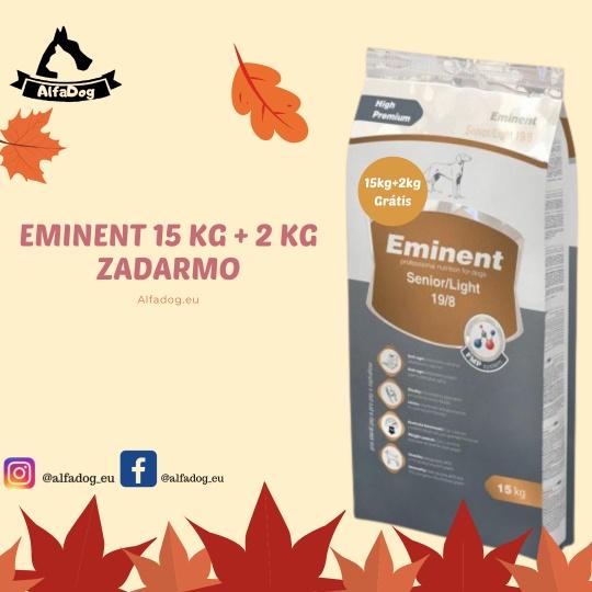 Eminent SENIOR LIGHT 19/8 15 kg + 2 kg ZADARMO