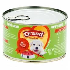 Grand Premimum Puppy Menu 405g