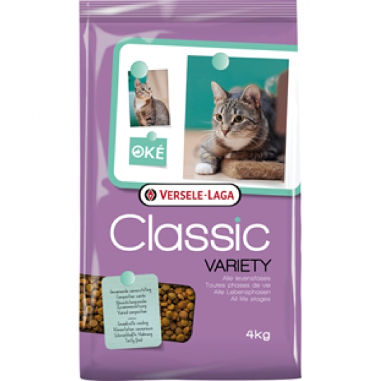 Versele Laga Cat CLASSIC  Variety 10 kg