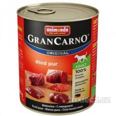 Animonda Gran Carno Adult Hovädzie  800 g