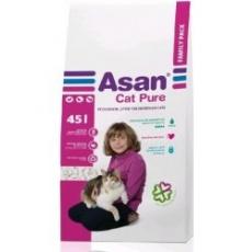 ASAN Cat Pure pre mačky a fretky 10 L (2 kg)