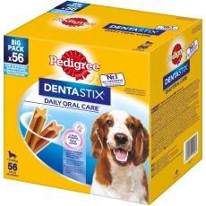 PEDIGREE Denta Stix Medium  7 ks ( 180 g ) x 10 ( 1 800 g)