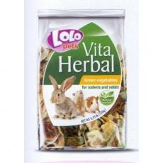 LOLOPets VITA HERBAL zeleninové plátky 150 g