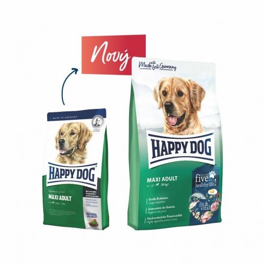 Happy Dog Fit & Vital ADULT Maxi 14 kg + DOPRAVA ZDARMA