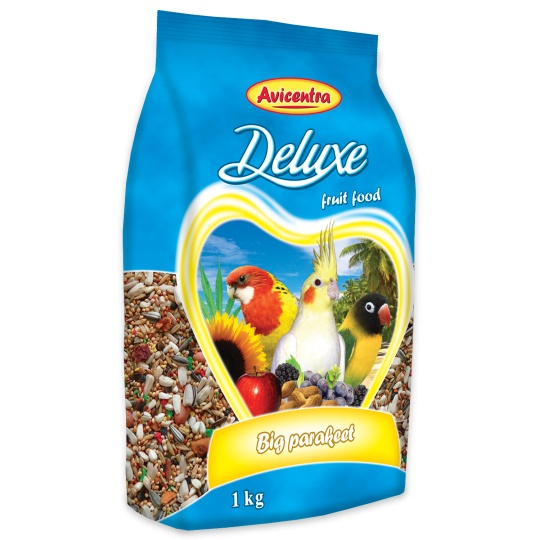 Avicentra Deluxe malý papagáj 20 kg