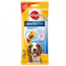 PEDIGREE Denta Stix Medium  7 ks ( 180 g )