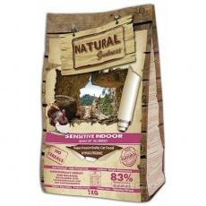 Natural Greatness Sensitive Indoor Cat Rec./kuře,krůta/ 600g