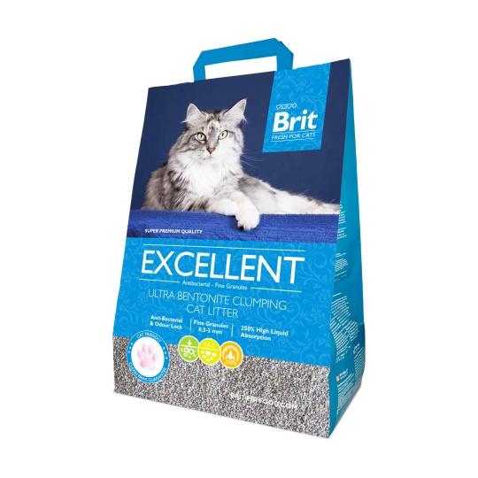 Brit Fresh for Cats Excellent Ultra Bentonite 5 kg