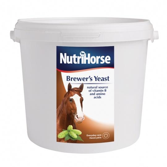 NutriHorse Brewer's Yeast (Pivovarské kvasnice) 2 kg