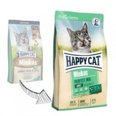 Happy Cat Minkas Perfect Mix Geflügel, Fisch & Lamm 500 g